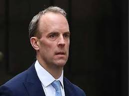 Raab defends relaxation of lockdown rules