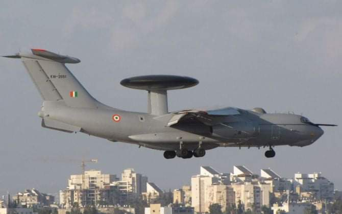 India's armed race in South Asia: It's buying  2 more Phalcon AWACS from Israel