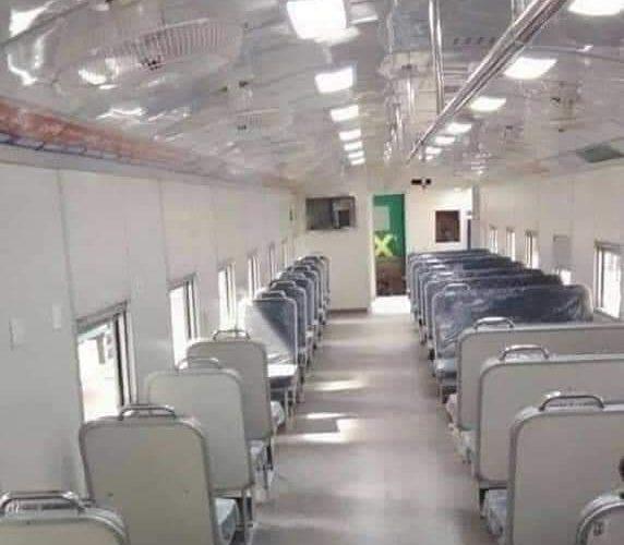 Karachi Circular train ready to Serve Karachi