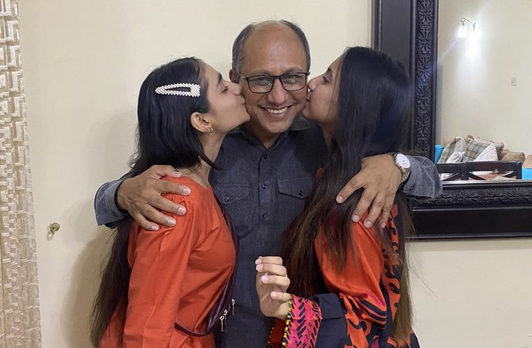 Happy Daughters Day Red heartSparkles
