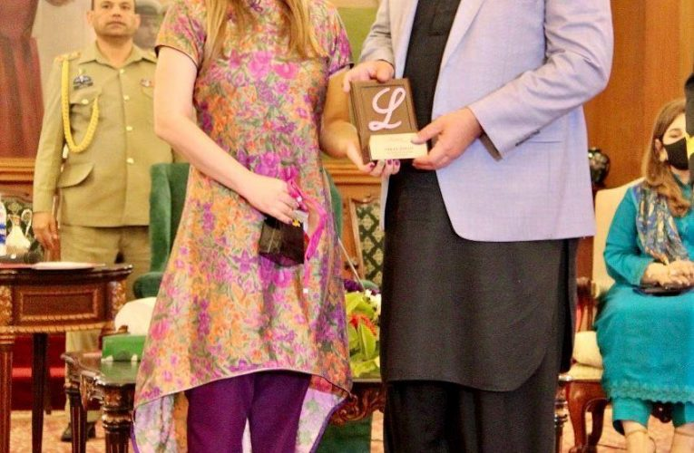 Dawood Global Foundation held the 12th Anniversary of the LADIESFUND® Women's Awards for Pakistan 2020 at Sindh Governor House