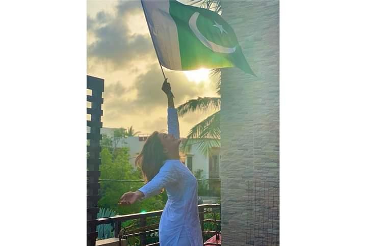 Actress Mehwish Hayat
