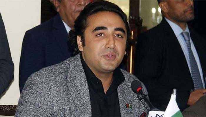 Bilawal Bhutto demands resignation from President Arif Alvi