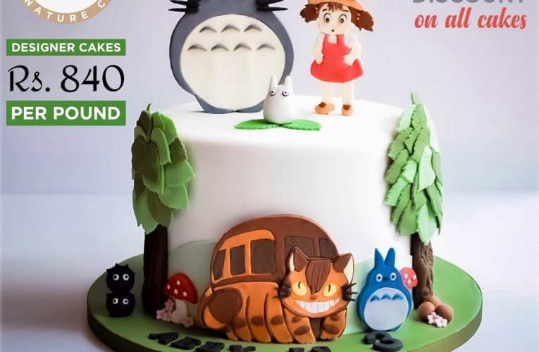 From customized Cakes to Designer Cakes to make your event Fun & Memorable