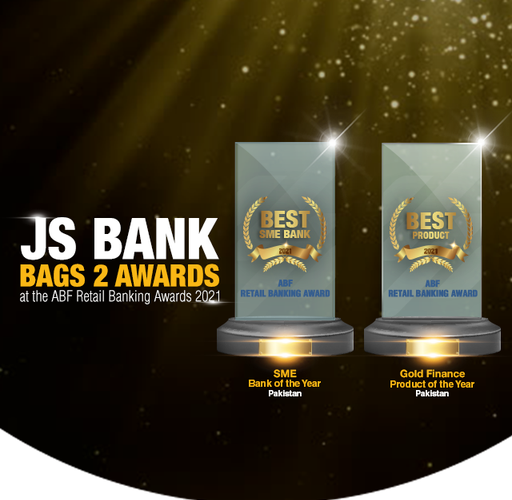 JS Bank wins SME Bank of the Year award for the 4th time in a row