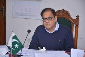 SECRETARY HEALTH IMRAN SIKANDAR BALOCH REVIEWED THE DAILY SITUATION OF DENGUE ACTIVITIES ACROSS WHOLE PROVINCE